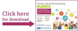 Youth-Adult Partnership RUBRIC assessment tool